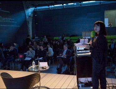 Hitomi Hasegawa Talk and screening at Goethe Institute, Beijing 2017