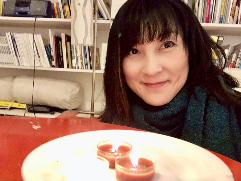 Curator Hitomi Hasegawa