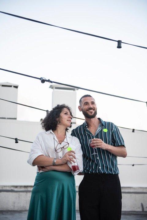 Sofia Botelho and JesseJames, W&T19 Photo Sara Pinheiro, Courtesy W&T