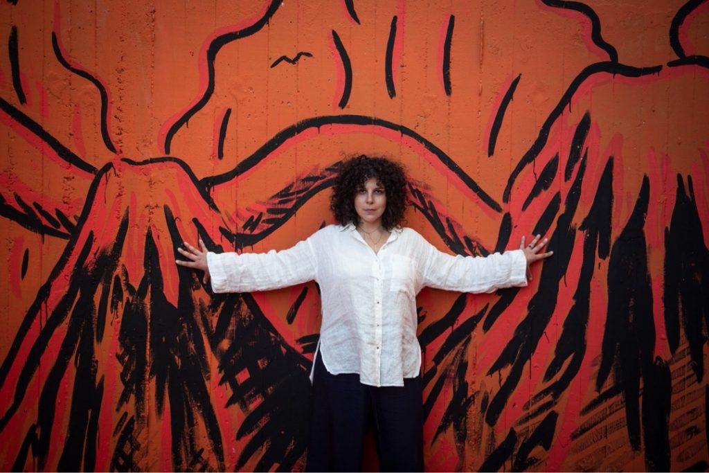 Sofia Botelho, W&T2018, Work by Luis Lázaro Matos, Photo Sara Pinheiro, Courtesy W&T