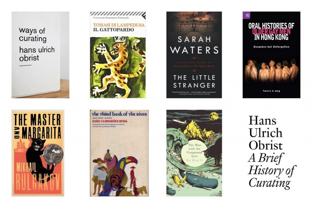 Summer 2020 Books List from Curators interviewed by Curtain Magazine