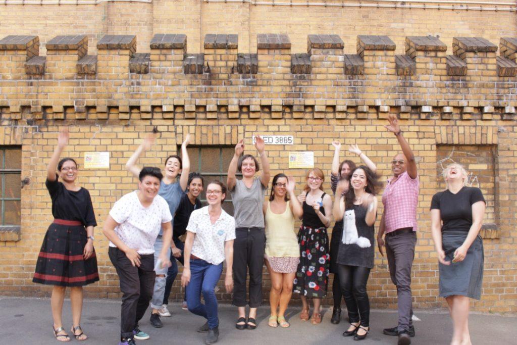 Innovators Program 2015, Courtesy Node Center for Curatorial Studies