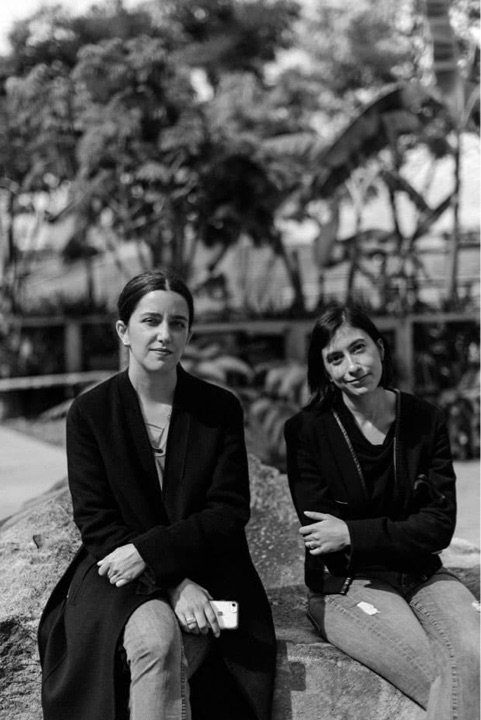 Catalina Lozano and Maria Emilia Fernandez Museo Jumex Photography Ritta Trejo