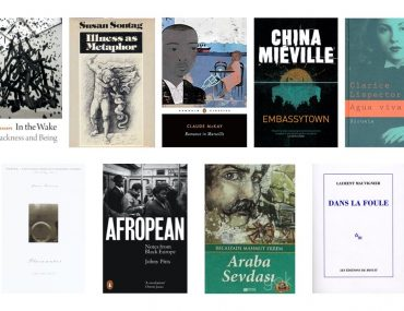 A Winter 2020 round-up of Curators Seriously Poetical Readings