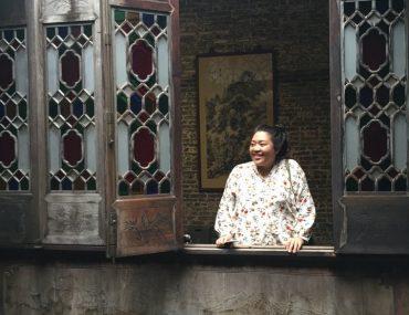 Curator Erica Yu-Wen Huang