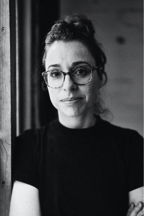 Curator Olivia Poloni