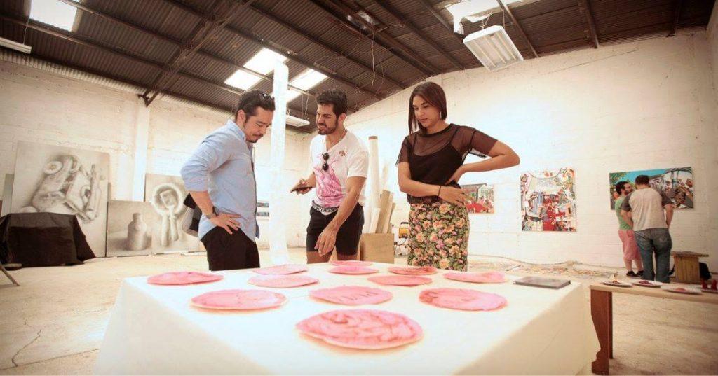Curator Pablo Jose Ramirez