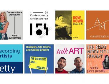 Art curators podcast