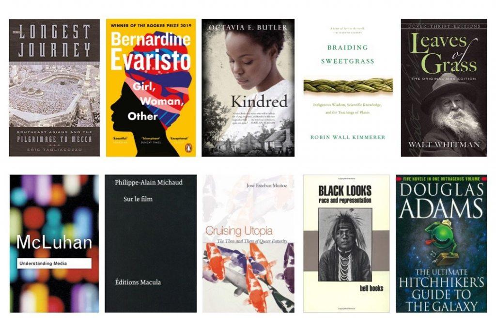 Curators Summer Books 2021