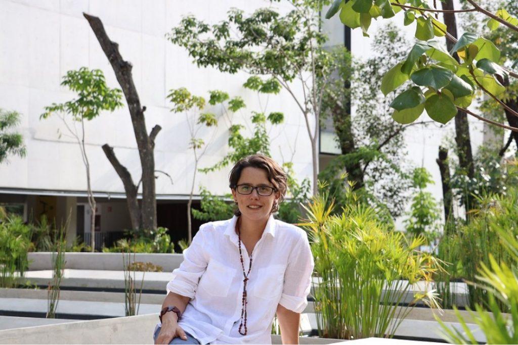 Andrea Torreblanca. Photography Edy Erazo Muñoz