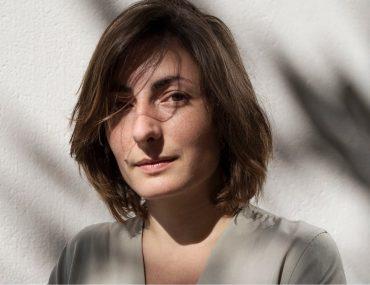 Artist and Curator Camille Pradon. Photography Alessandra Carosi. 2021
